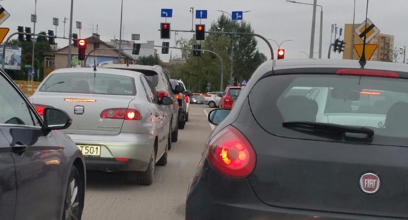Moto, Białystok znalazł gronie najbardziej zakorkowanych miast Polsce - zdjęcie, fotografia