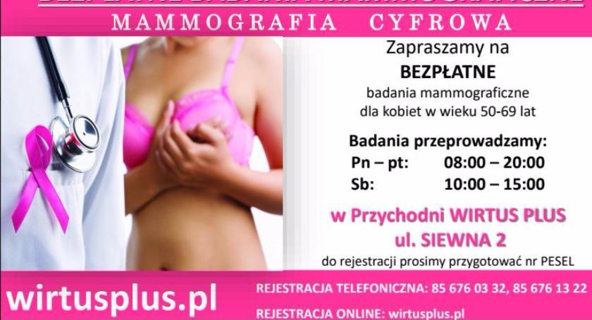 Styl Życia, Kobieto! Przyjdź zbadaj piersi - zdjęcie, fotografia